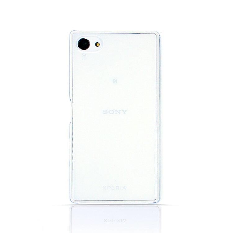 ☆內哥的配件☆ Sony Z5 Compact - 透明 - 手機保護殼