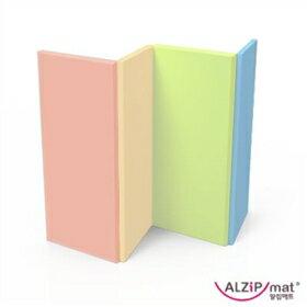 韓國【Alzipmat】繽紛遊戲墊-經典色系 (SE)(160x130x4cm)