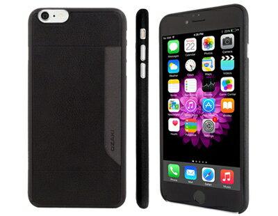 Ozaki O!coat 0.4+ Pocket (GapFree) iPhone 6/6s Plus 黑色