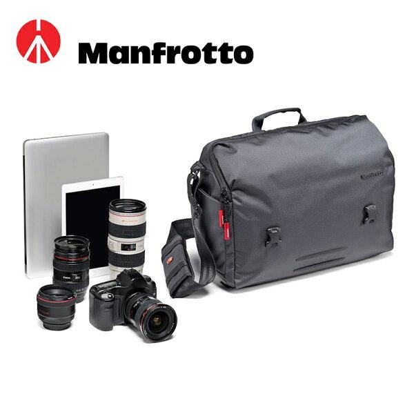 ◎相機專家◎ManfrottoMBMN-M-SD-30Manhattan曼哈頓系列時尚攝影單肩包公司貨