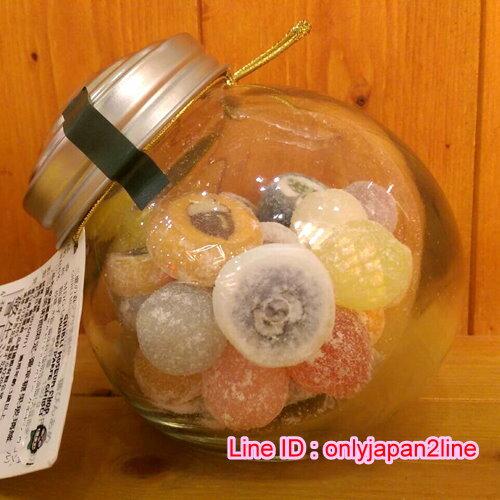 【真愛日本】16101100083 三鷹美術館限定-徽章糖果玻璃罐 宮崎駿美術館限定糖果 日本帶回