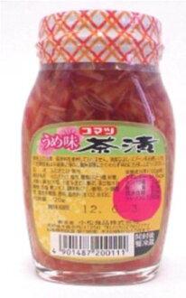 有樂町進口食品 日本進口 小松 なめ茸 金茸罐 梅味 J20 4901487200142