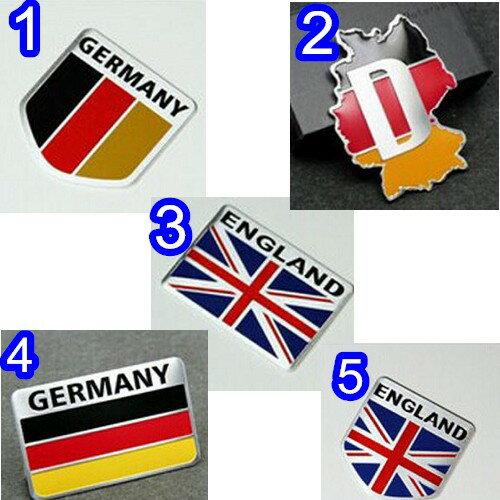 德國側標貼 車身貼 地圖貼 AUDI BMW BENZ VW PORSCHE 沂軒 A01