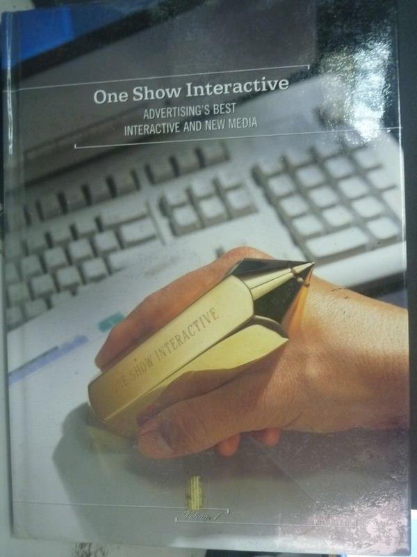 ~書寶 書T3/ _ZBL~One Show Interactive_Kevin Swan
