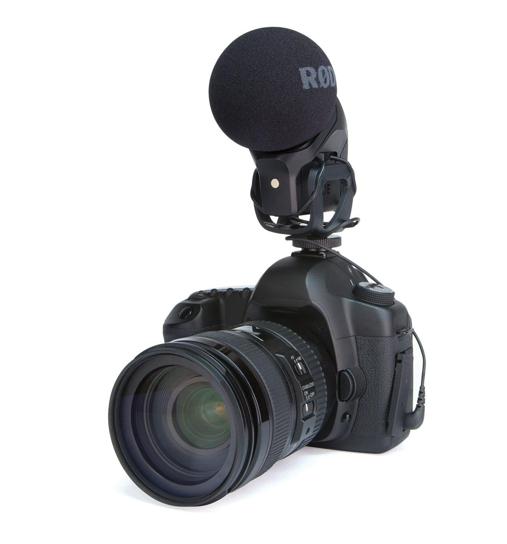 預購 RODE Stereo VideoMic Pro 電容式 麥克風 公司貨 MIC 防震 立體聲 心型指向 收音 視頻 6