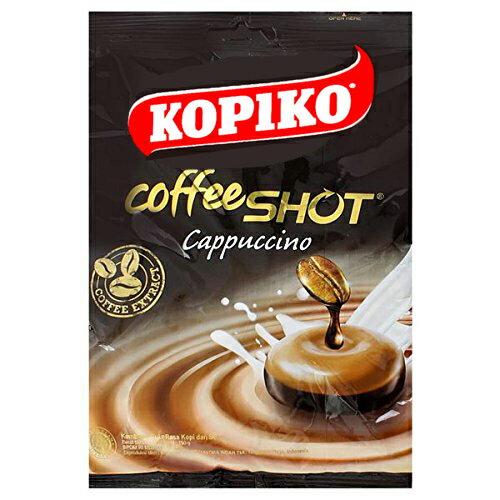 可比可 卡布基諾咖啡糖 120g