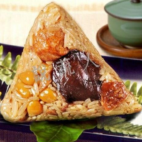 崇華素粽 6顆入 素食粽子 崇華齊 崇華齋