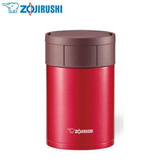 【象印】可分解杯蓋燜燒杯 - 0.45L 紅色(RM) SW-HAE45