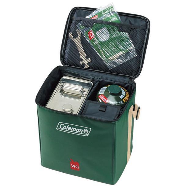 [ Coleman ] 燃料收納袋 / 收納袋 / 氣化 汽化 瓦斯 / 公司貨 CM-6460