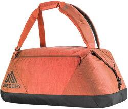 Gregory 旅行袋/裝備袋/行李袋 Stash Duffel 可提可背輕量 65L 65900 4518  秋日紅 旅行用品/台北山水