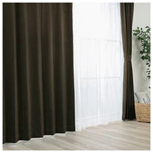窗簾4件組 N-LIGA BR 100×178×4 NITORI宜得利家居 1