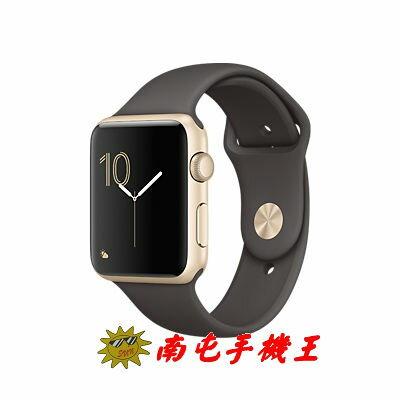 +南屯手機王+apple watch series 2 sport 鋁金屬 (42mm) (可可色)【宅配免運費】