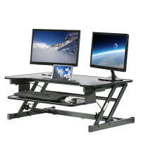FDW Adjustable Height Standing Desk Sit Stand Deals