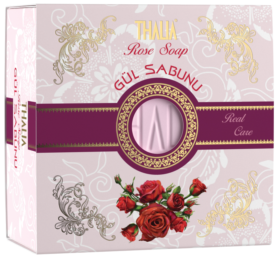 Thalia 玫瑰萃取皂 Rose Extract Soap 0