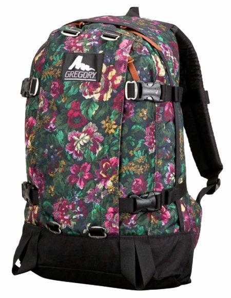 【【蘋果戶外】】GREGORY 65198 花園油彩 All DAY 22L Garden Tapestry 休閒背包 日本潮包 都市旅遊 運動 爬山