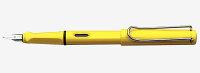 教師節禮物推薦到【LAMY】狩獵者系列 黃 18 鋼筆/ 支