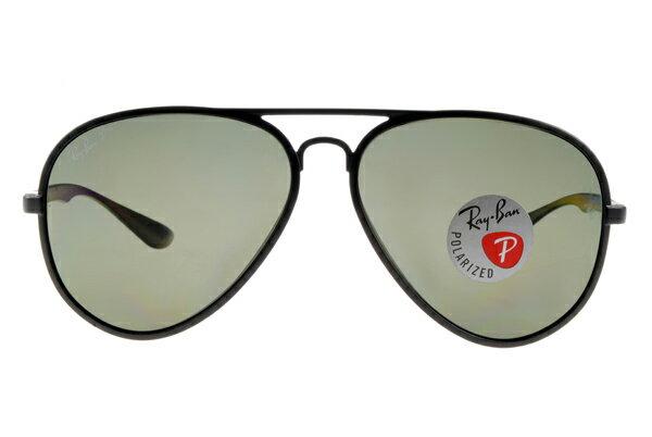 Ray Ban 雷朋 黑 太陽眼鏡 RB4180 限量 輕量化 2