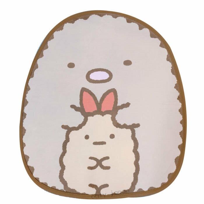 【真愛日本】18021000008 造型地墊-角落公仔炸豬排 san-x 角落生物 炸豬排 吸水地墊 地毯 腳踏墊
