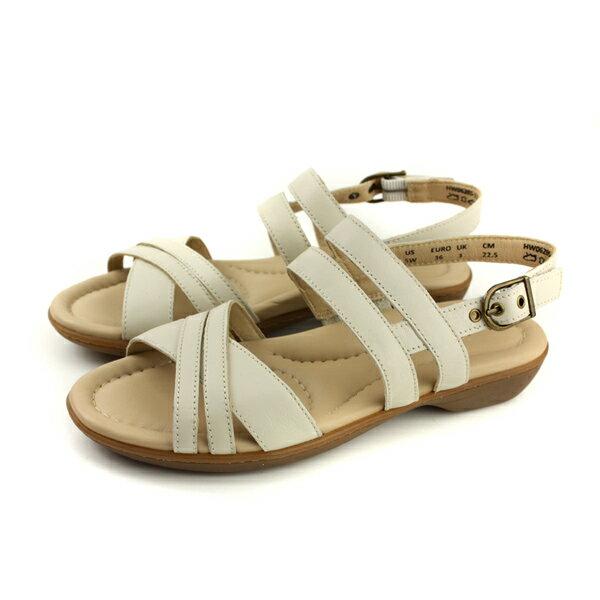 Hush Puppies 凉鞋 米白色 女鞋 6182W126469 no116