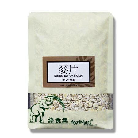 綠食集 麥片 500g
