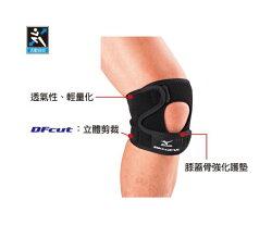 [陽光樂活=] MIZUNO 美津濃  BIO GEAR 護膝(只)K2TJ5A0203