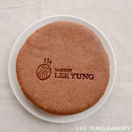 【里洋烘焙】招牌巧克力輕乳酪蒸蛋糕(6吋)