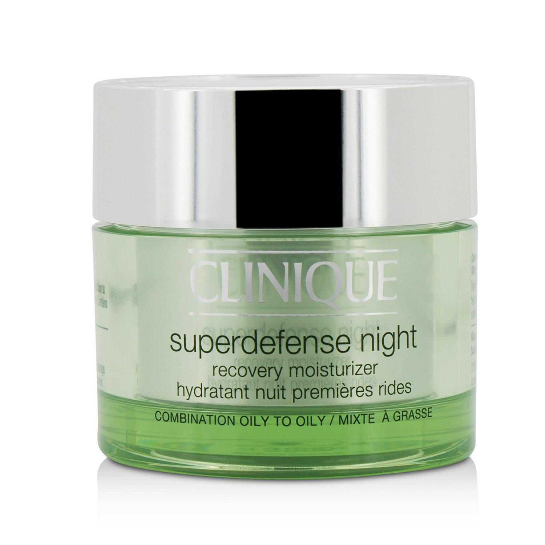 倩碧 Clinique - Superdefense Night Recovery Moisturizer 晚霜(油性至混合性偏油膚質)