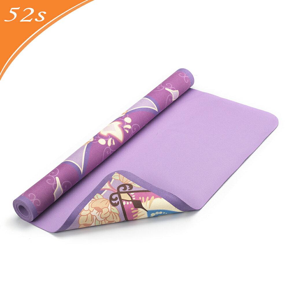 52s 超細纖維瑜珈舖巾墊 曼陀羅花紋 HSC-YGTL-NR01(附贈收納背袋、吊繩) 0