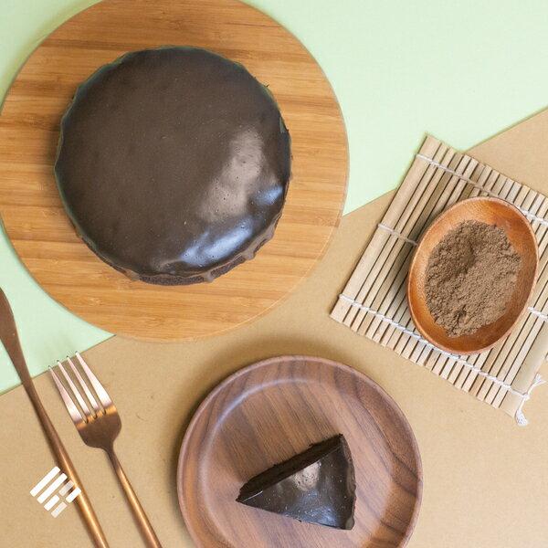 【品好乳酪】焙茶麻麻蛋糕
