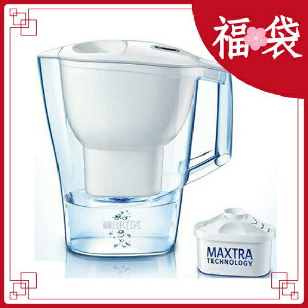 BRITA Marella XL 3.5L 白色 德國 濾水壺 (附MAXTRA濾心1入)【超商取貨限購一組,無法與其他商品合訂】