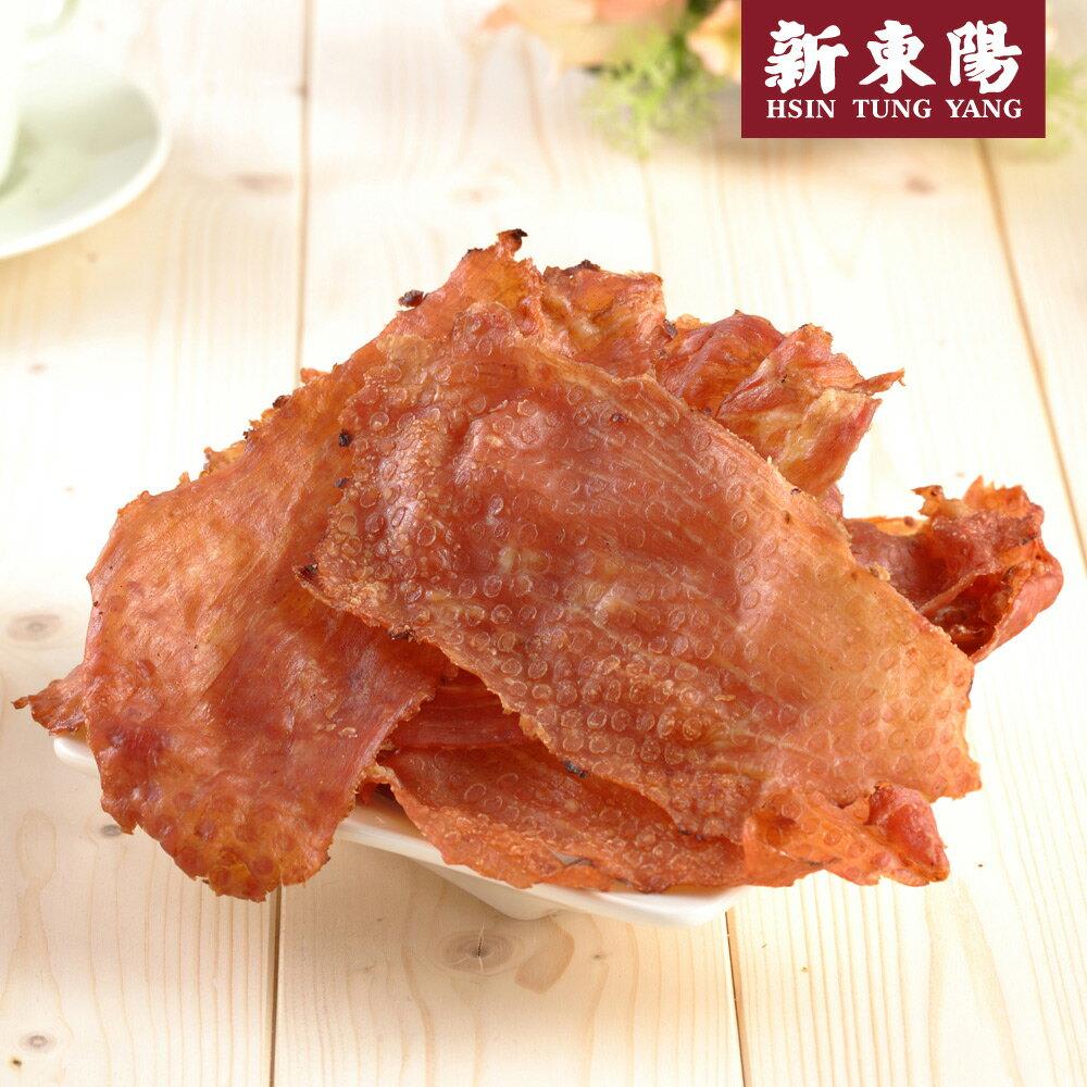 ~新東陽~蒜味薄片豬肉乾50g