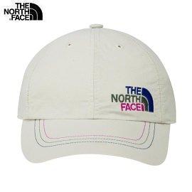 [ THE NORTH FACE ] 抗UV遮陽帽象牙白 / 公司貨 NF00CF9U128