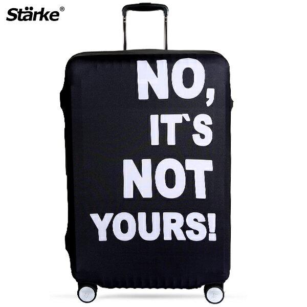 E&J【010001-06】Starke 高彈性行李箱套 - 不是你的;適用26-29吋/防塵套/防刮/行李箱保護套