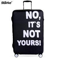 輕鬆旅行收納術推薦E&J【010001-06】Benga 高彈性行李箱套 - 不是你的;適用26-29吋/防塵套/防刮/行李箱保護套