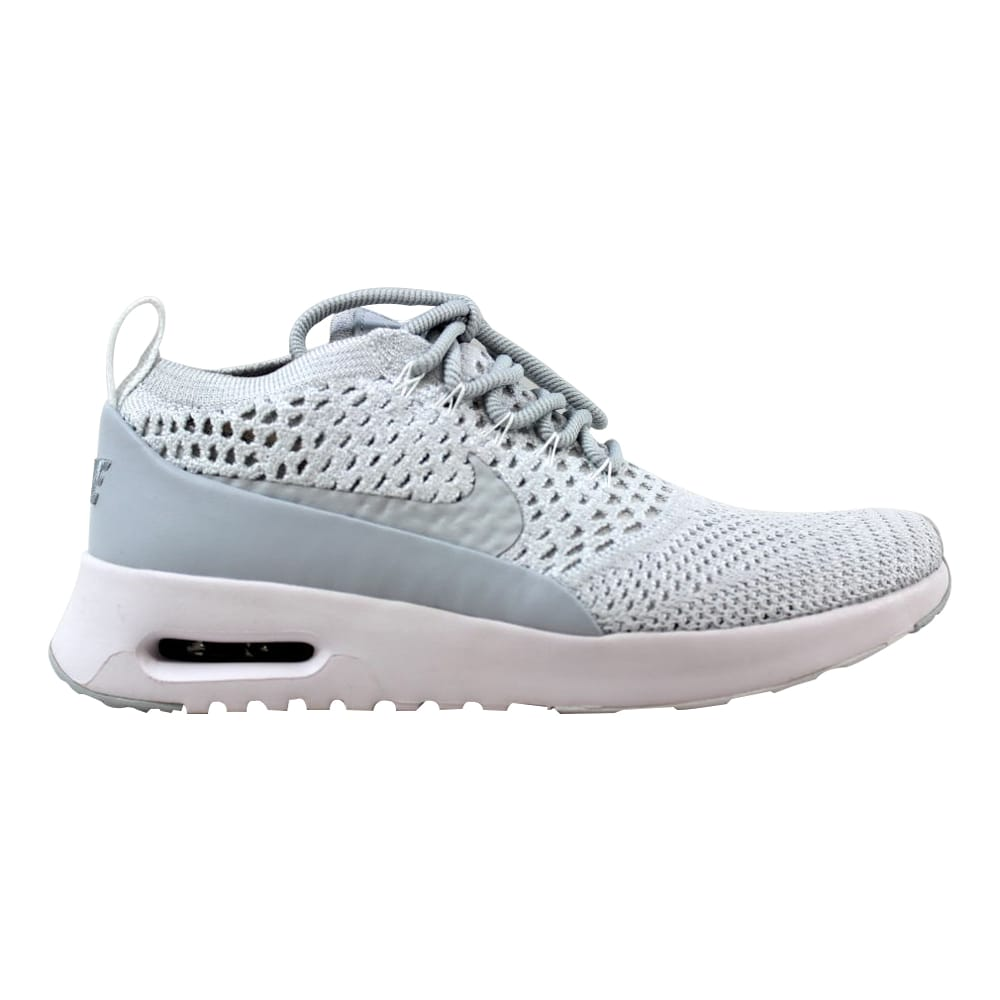quality design fd283 25f96 Nike Air Max Thea Ultra Flyknit Pure Platinum Pure Platinum 881175-002  Women s Size