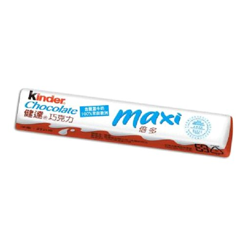 健達巧克力倍多21g【愛買】