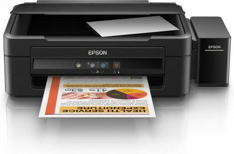 【免運贈墨水+A4影印紙】EPSON L220 三合一彩色連續供墨印表機。L120/L310/L360/L365/L455/L565/L655/L805/L1300/L1800