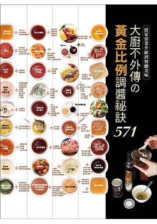 大廚不外傳の黃金比例調醬祕訣571