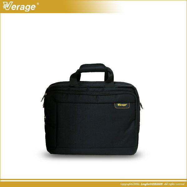 良林皮件:【Verage】VE16典雅超輕雙層電腦公事包VG-X415