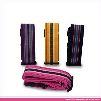【YESON】彈性旅行箱插扣束帶/綁箱帶/捆包帶919