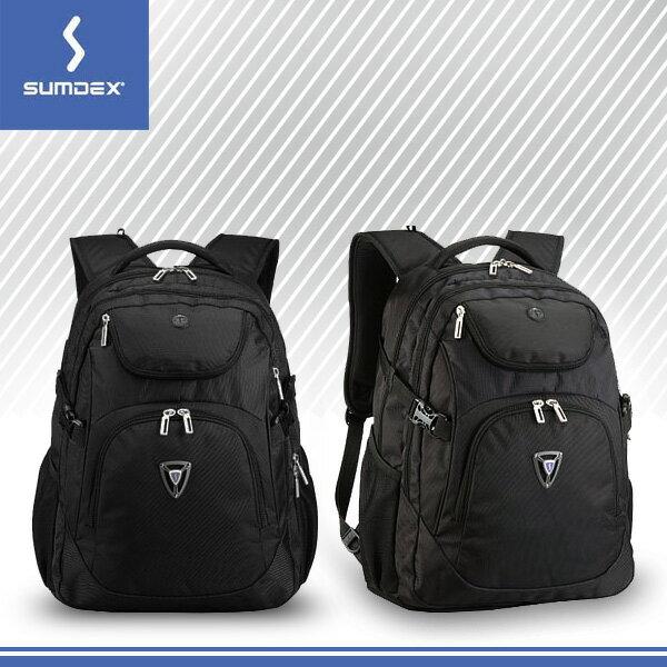 ~SUMDEX~ 17吋 X~Sac疾速豪華商旅科技背包 PON~374