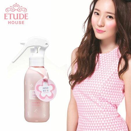韓國 ETUDE HOUSE 香香噴霧 150ml (粉色) 蜜桃香 噴霧【B061077】