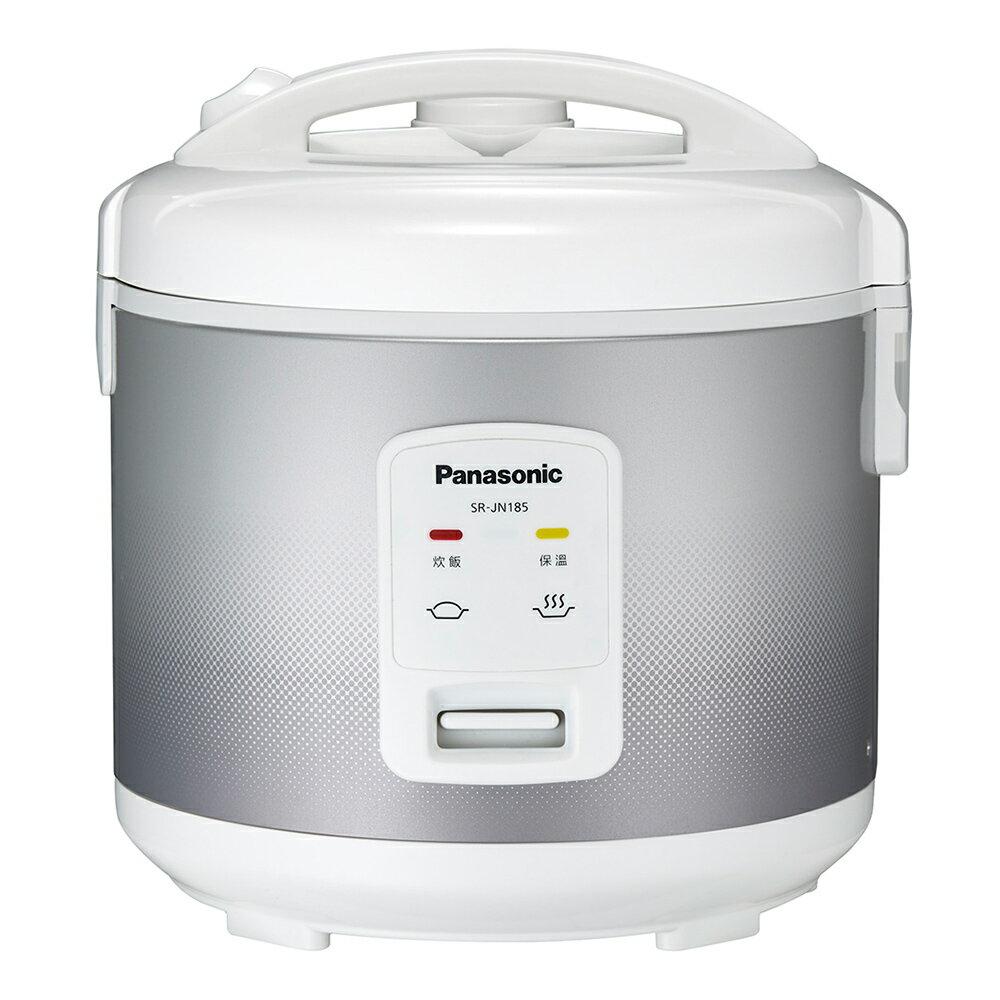Panasonic 國際牌10人份機械式電子鍋 SR-JN185