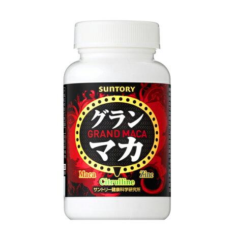 三得利SUNTORY 御瑪卡精胺酸+鋅配方30日份120顆/瓶