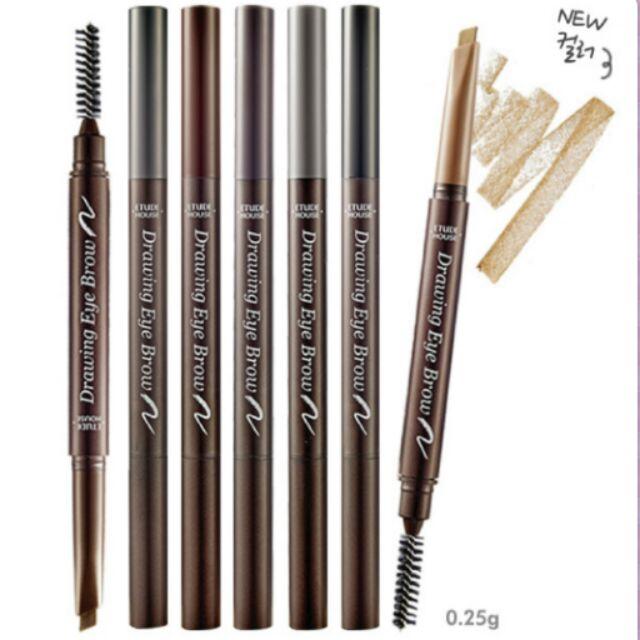 韓國 ETUDE HOUSE 素描高手 喜歡自然畫眉筆