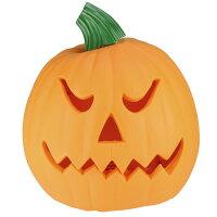 Deals on 9.75-in Orange And Green Animated Pumpkin Halloween Decor