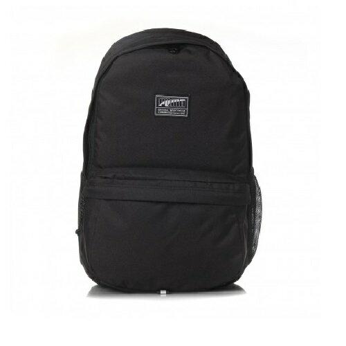 Puma Academy Backpack 後背包 筆電 休閒 雙肩 黑【運動世界】07471901