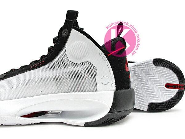 2019-2020 史上最輕 NIKE AIR JORDAN XXXIV 34 GS CHICAGO 大童鞋 女鞋 白黑紅 新一代 ECLIPSE PLATE 避震科技傳導 前、後 ZOOM 籃球鞋 AJ 4 (BQ3384-100) 1019 3