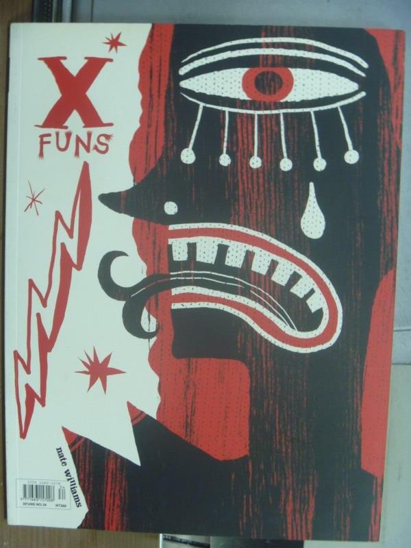 【書寶二手書T9/雜誌期刊_PNR】XFUNS放肆創意設計_34期_南美洲的插畫風情等