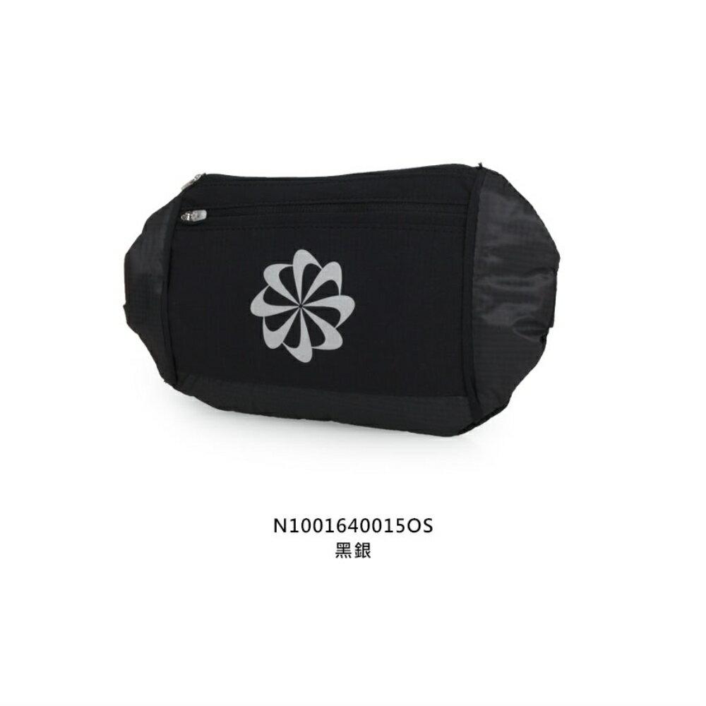 NIKE 大型腰包(臀包 斜背包 慢跑 單車 自行車 反光「N1001640015OS」≡排汗專家≡